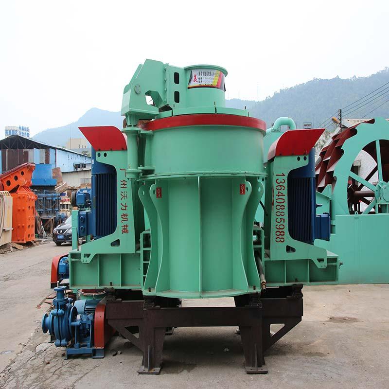 关于江西新余制砂机设备检修的事项 沃力重工