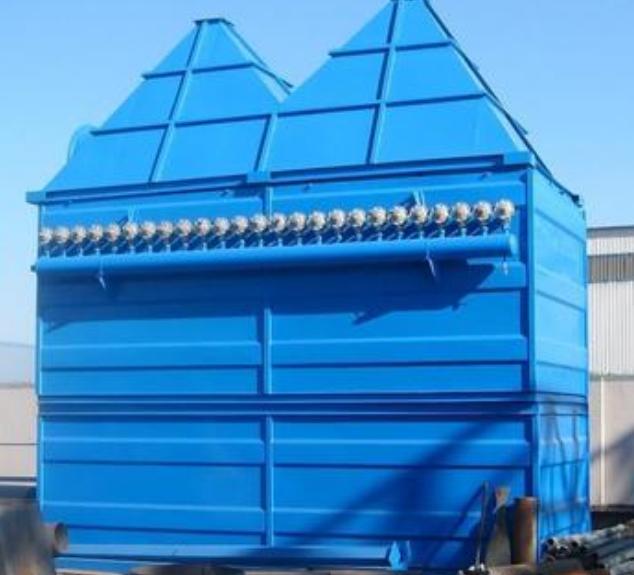 除尘器-炼锌厂下灰房专用脉冲布袋除尘器厂家直销-特点参数性能报价