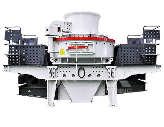 时产200吨河卵石制砂机