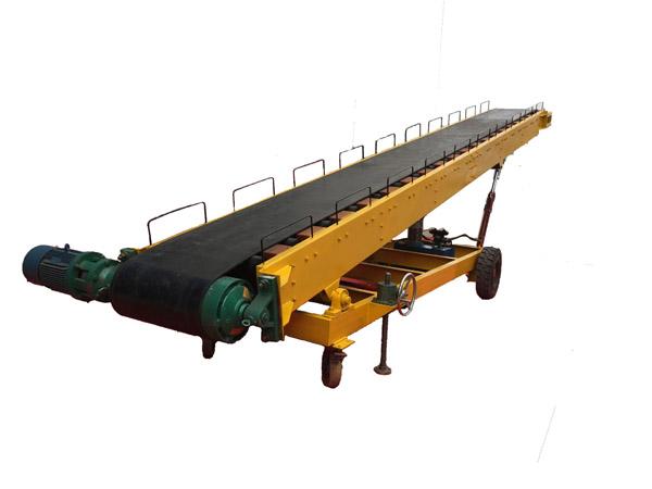 河南供应皮带上料机-粮食输送机专业定做-输送机流水线生产线