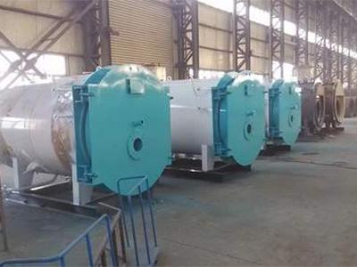燃气热水锅炉制造