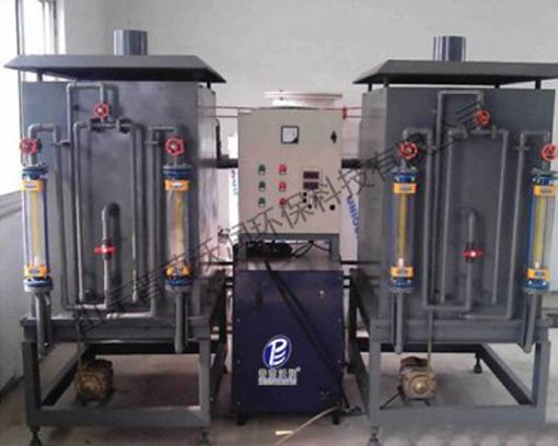 三维电极电催化氧化污水处理装置