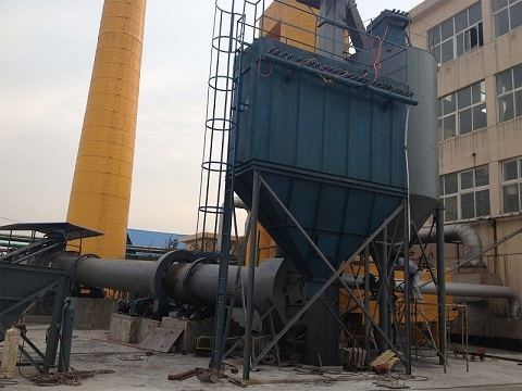 PPCS32-3气箱脉冲布袋除尘器