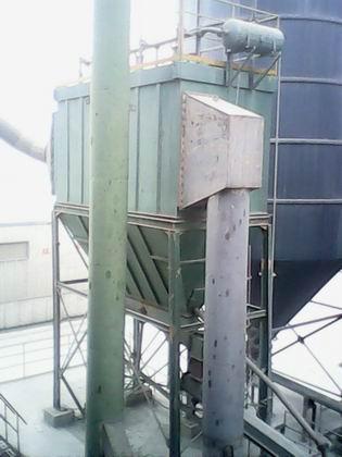 PPC64-8气箱脉冲袋式除尘器