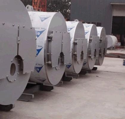 燃气热水锅炉效率