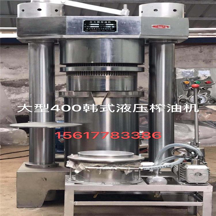厂家直销 核桃榨油机 新疆薄皮核桃榨油机 纯物理冷榨