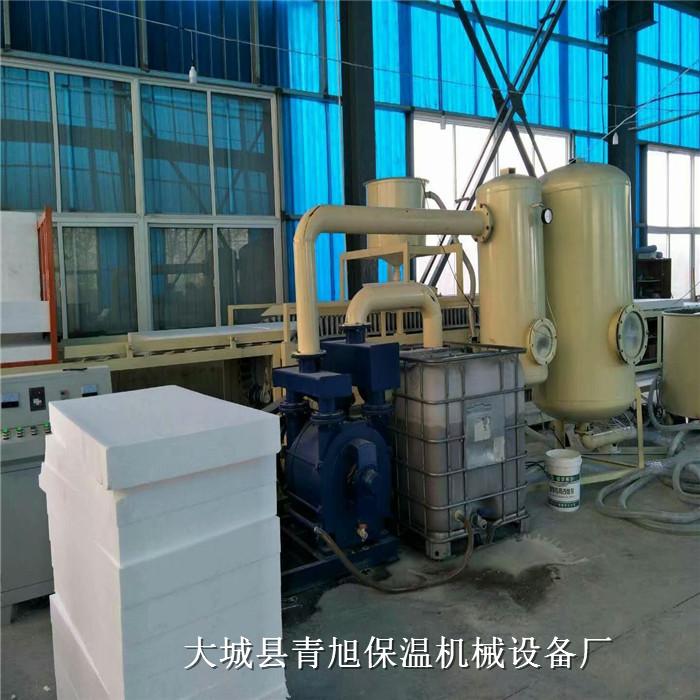 硅质聚苯板设备与硅质板设备全套生产线技术要求