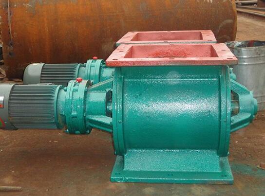 叶轮给料机- 避风卸料器厂家直销-报价规格应用技术