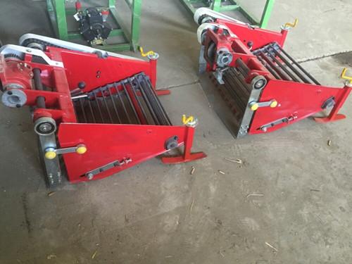 挖土豆机器价格 土豆收获机 小型收土豆机