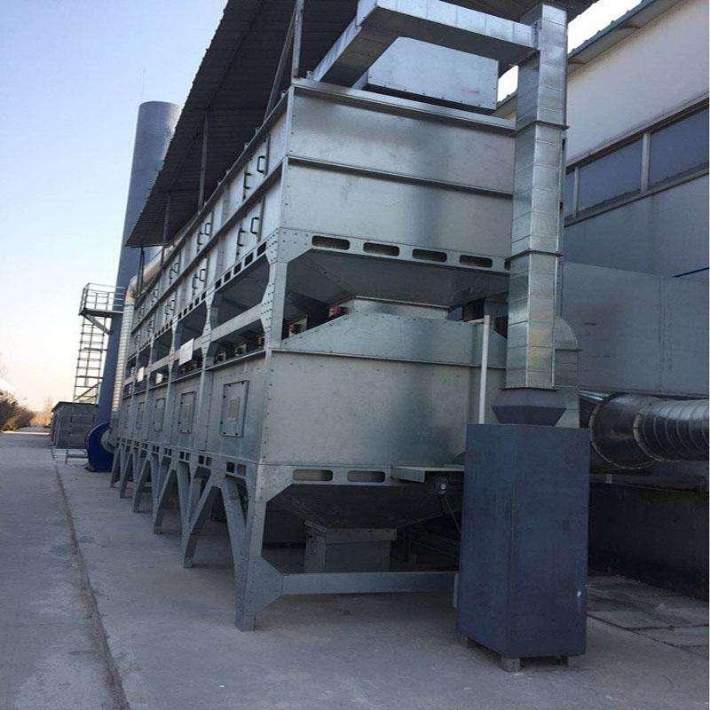 邯郸RCO废气催化燃烧设备 锅炉废气催化除尘设备