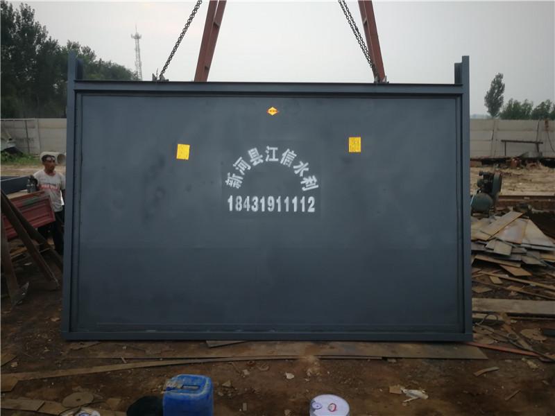 南昌钢制闸门厂家