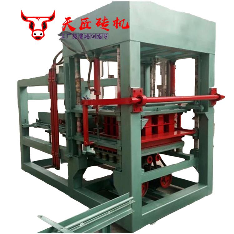 建材制砖设备 免烧砖机 免烧水泥制砖机