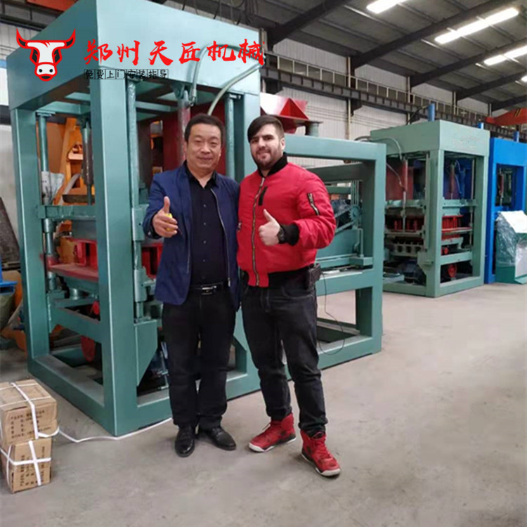 QTY10-15全自动免烧砖机,水泥制砖机