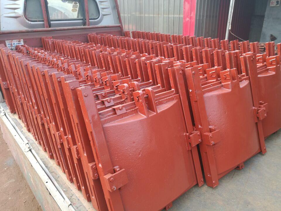 启闭机闸门价格  铸铁镶铜圆闸门 翻版闸门厂家 质优价廉