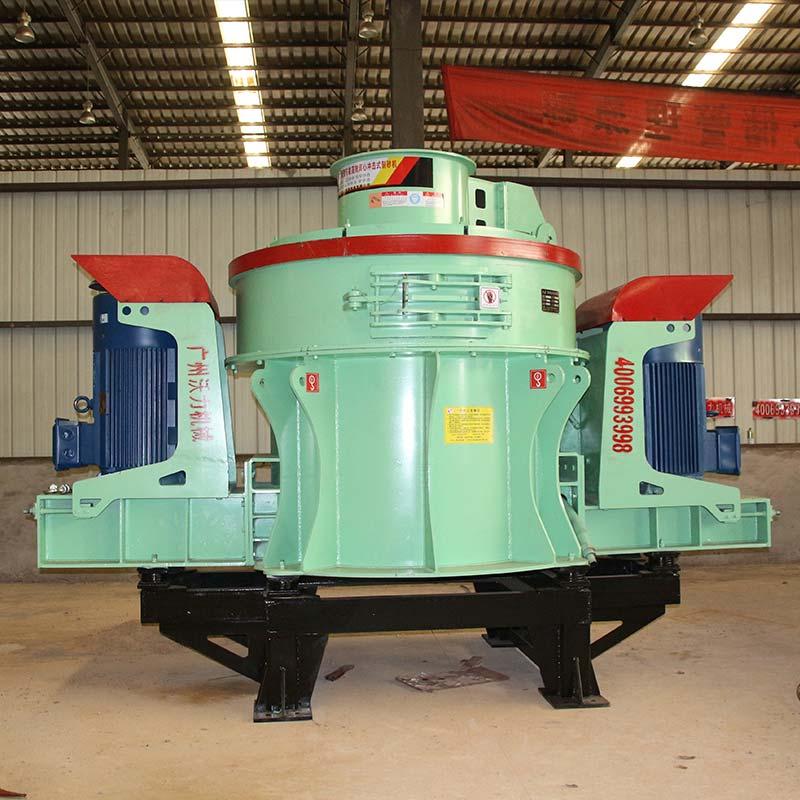 新型江西抚州制砂机设备质量和性能 沃力机械
