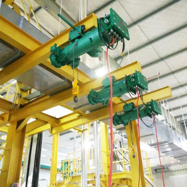 三级防爆电动葫芦 HB型BT4电动葫芦生产厂家