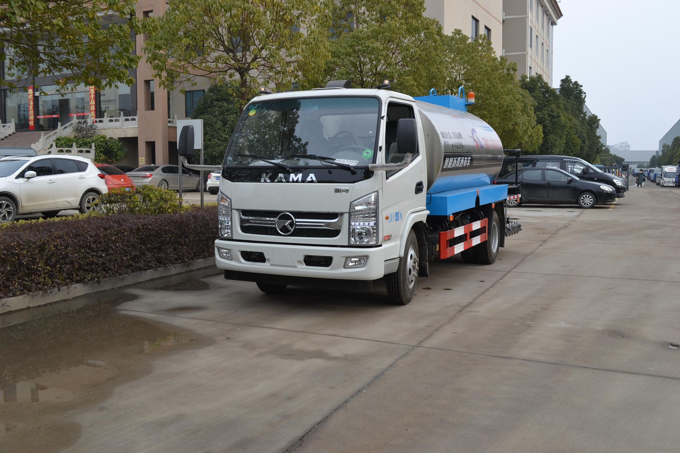 4吨标准型沥青洒布车