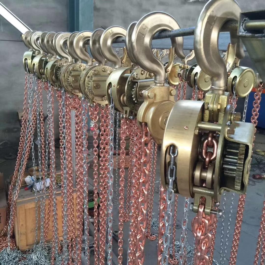 HS型手拉葫芦 手拉葫芦生产厂家