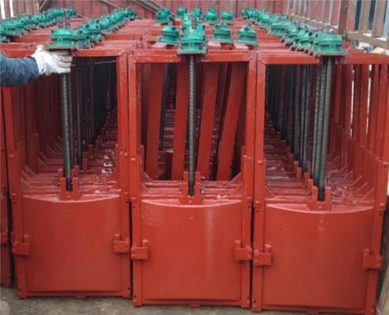 江苏机闸一体铸铁闸门厂家