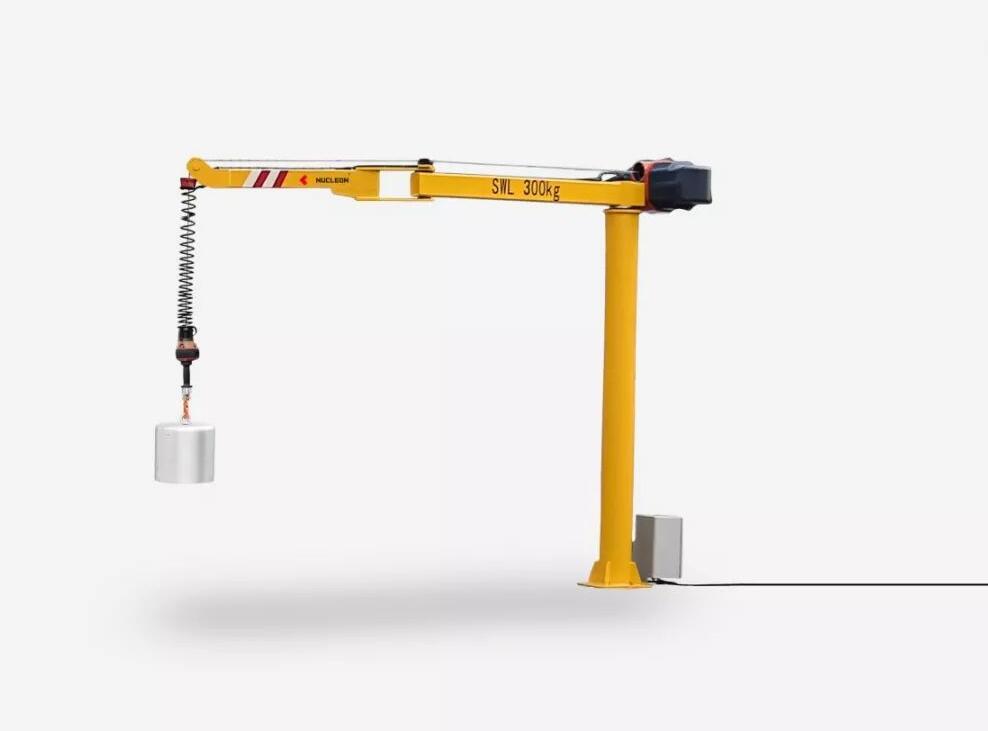 智能提升折臂起重机车间专用智能平衡吊