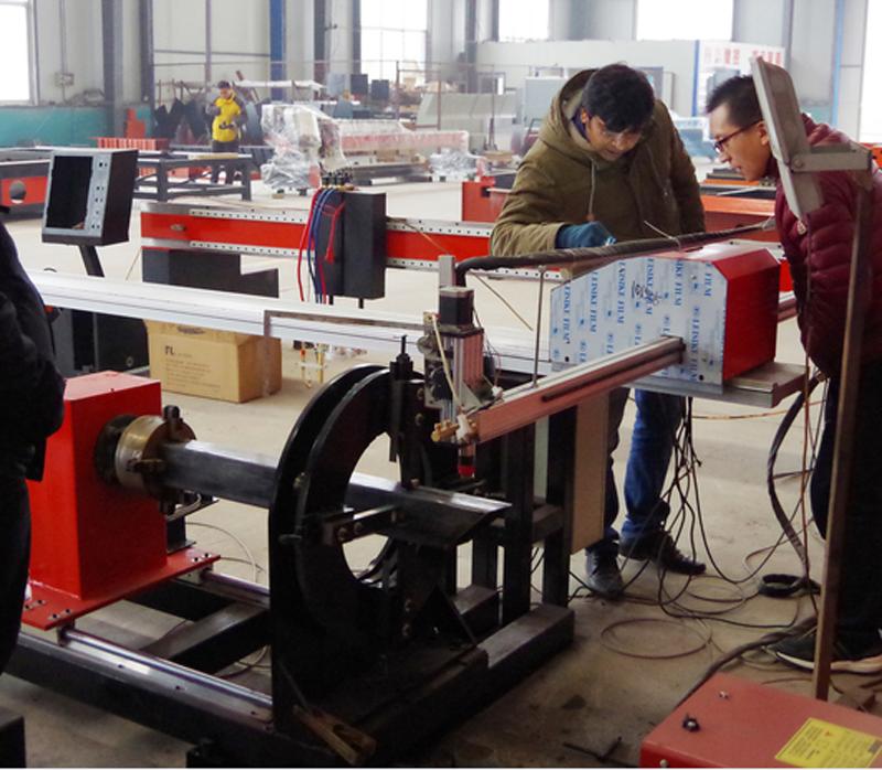 西恩数控厂家专业生产方管等离子数控切割机