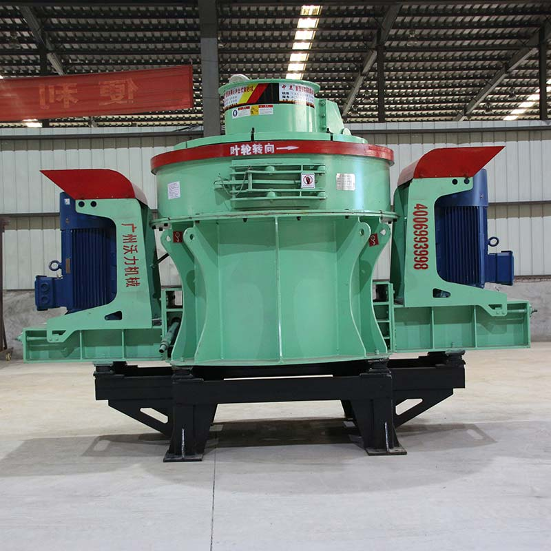 选择江西南昌冲击式制砂机需考虑的事项 广东沃力机械