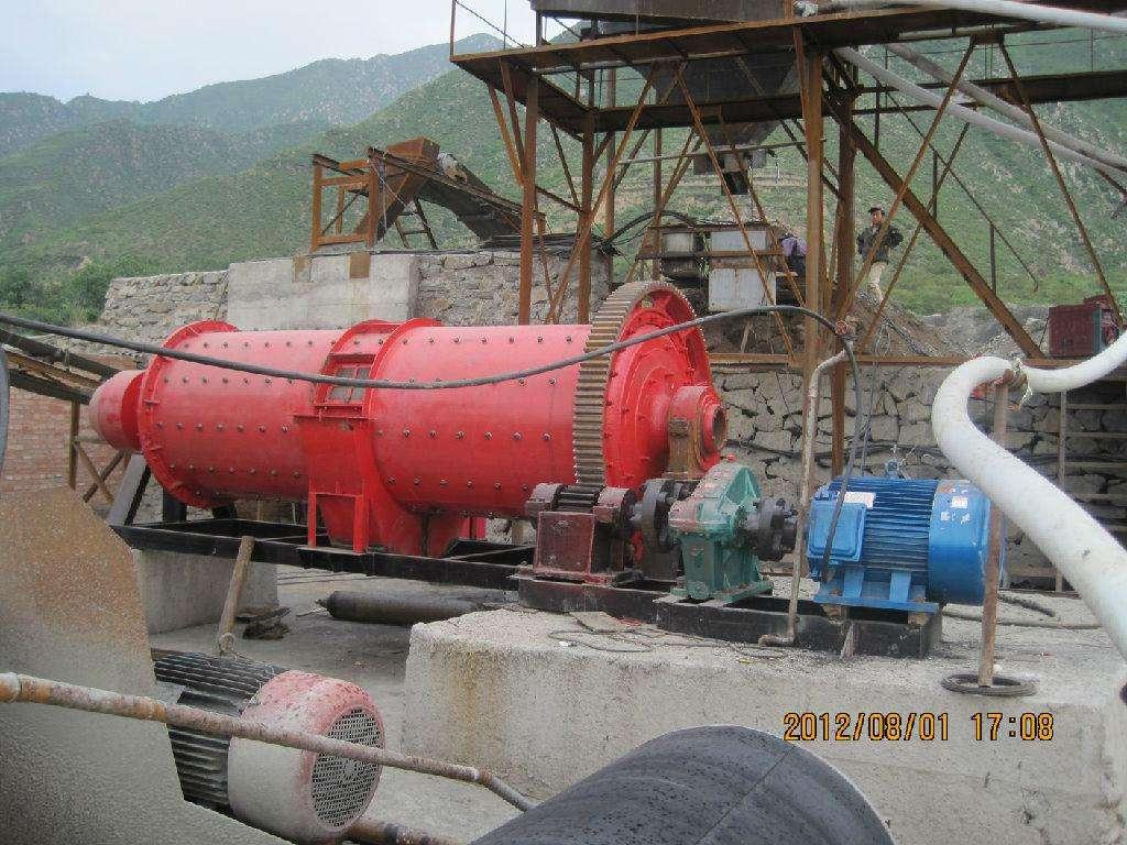 硫铁矿洗选设备