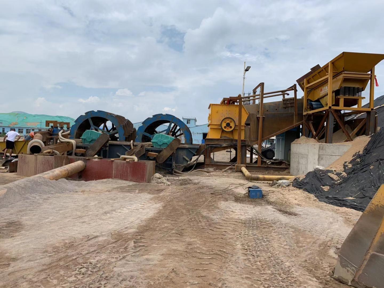 洗沙机制沙洗沙生产线