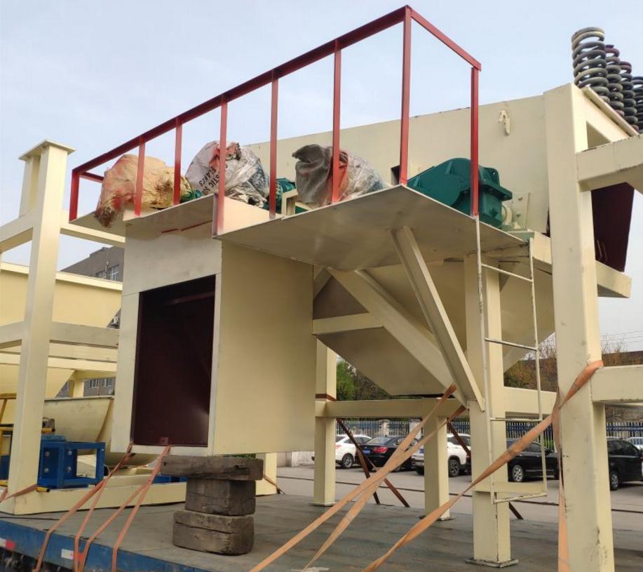 厂家直销 全自动建筑垃圾分拣机 移动式建筑垃圾破碎站