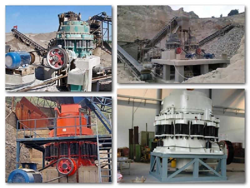 抚顺大型矿山圆锥式破碎机生产厂家