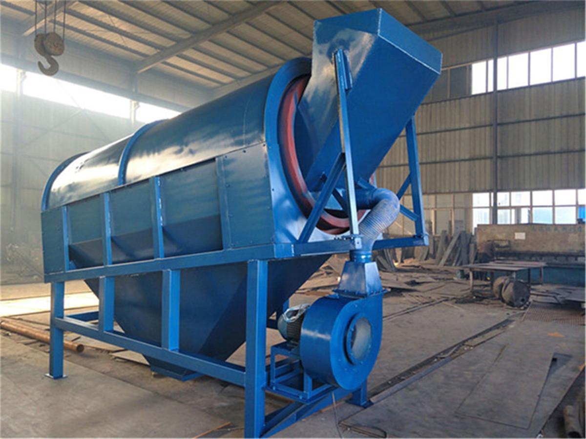 滚筒筛-环保型滚筒筛生产厂家直销-价格参数设计报价