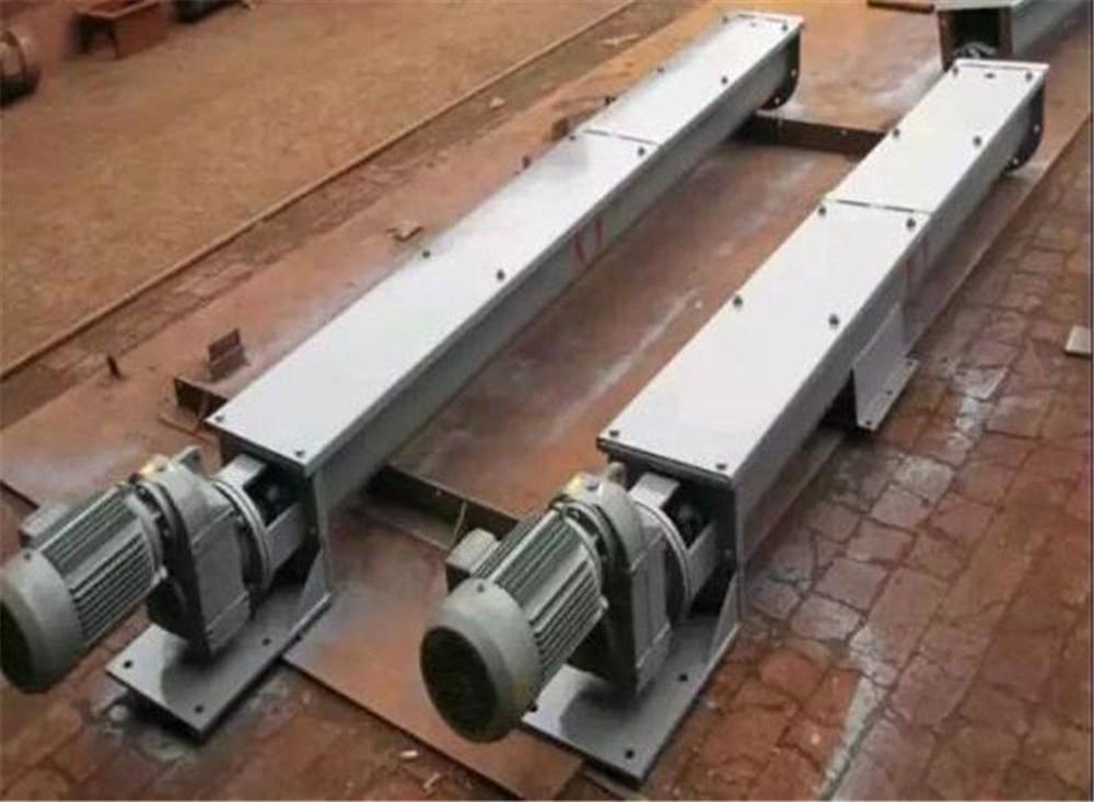 不锈钢粉末螺旋输送机