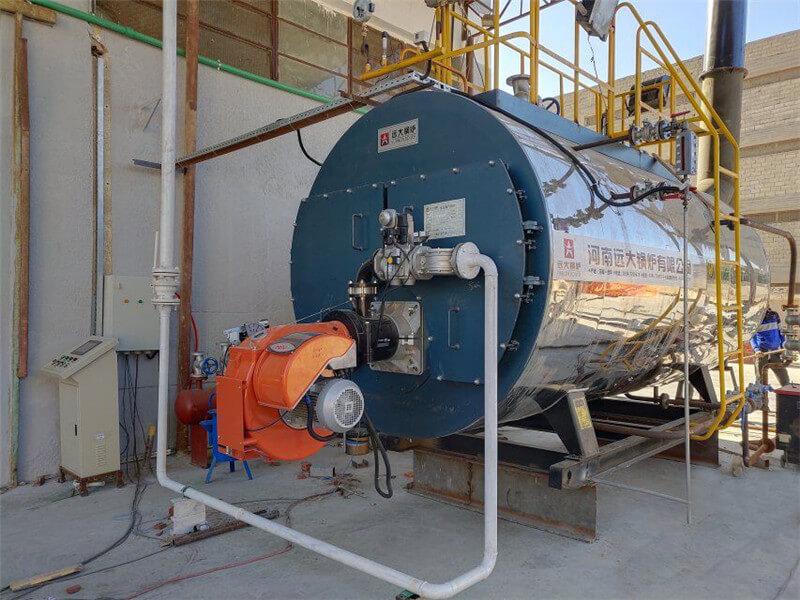 4吨工厂燃气锅炉价格,卧式燃气锅炉厂家工厂