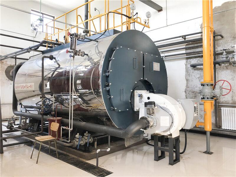 燃气锅炉十大排名,4吨燃气锅炉价格