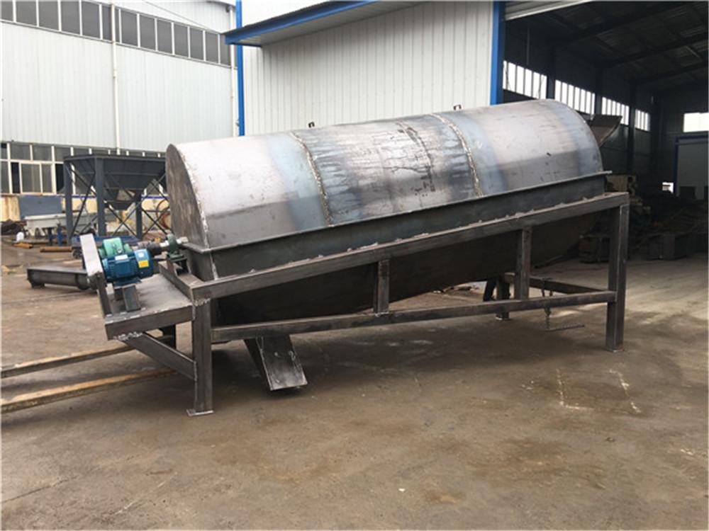 滚筒筛-有轴滚筒筛厂家-滚筒筛型号