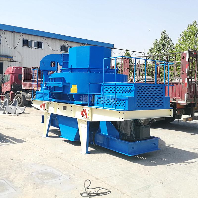 VSI立轴冲击式制砂机