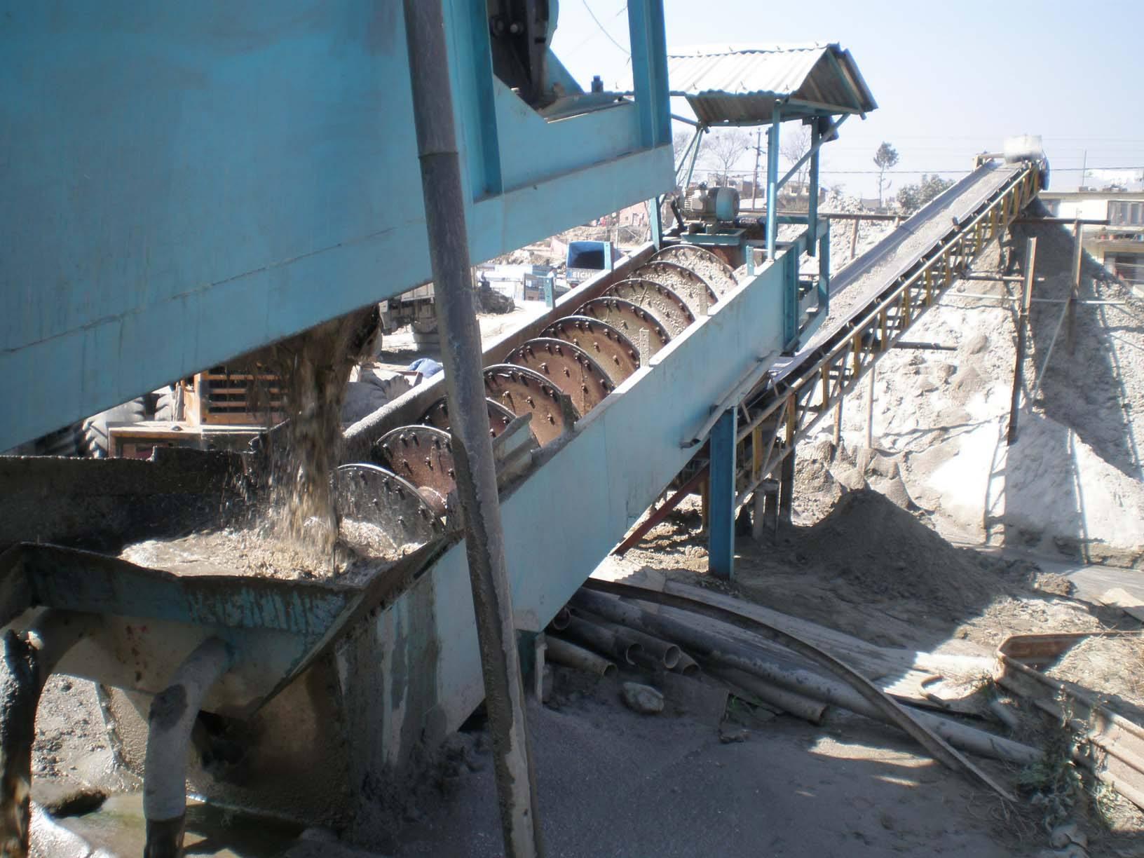 磷矿洗选设备