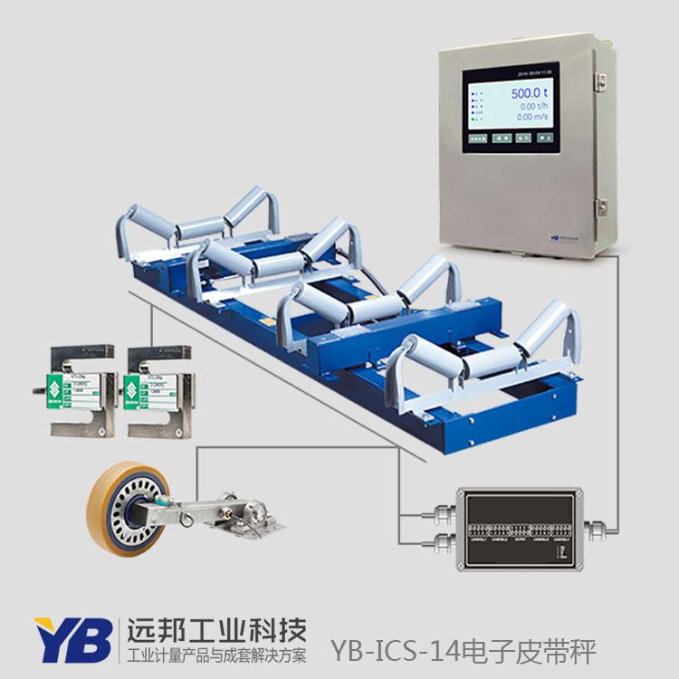 YB-ICS-14A电子皮带秤