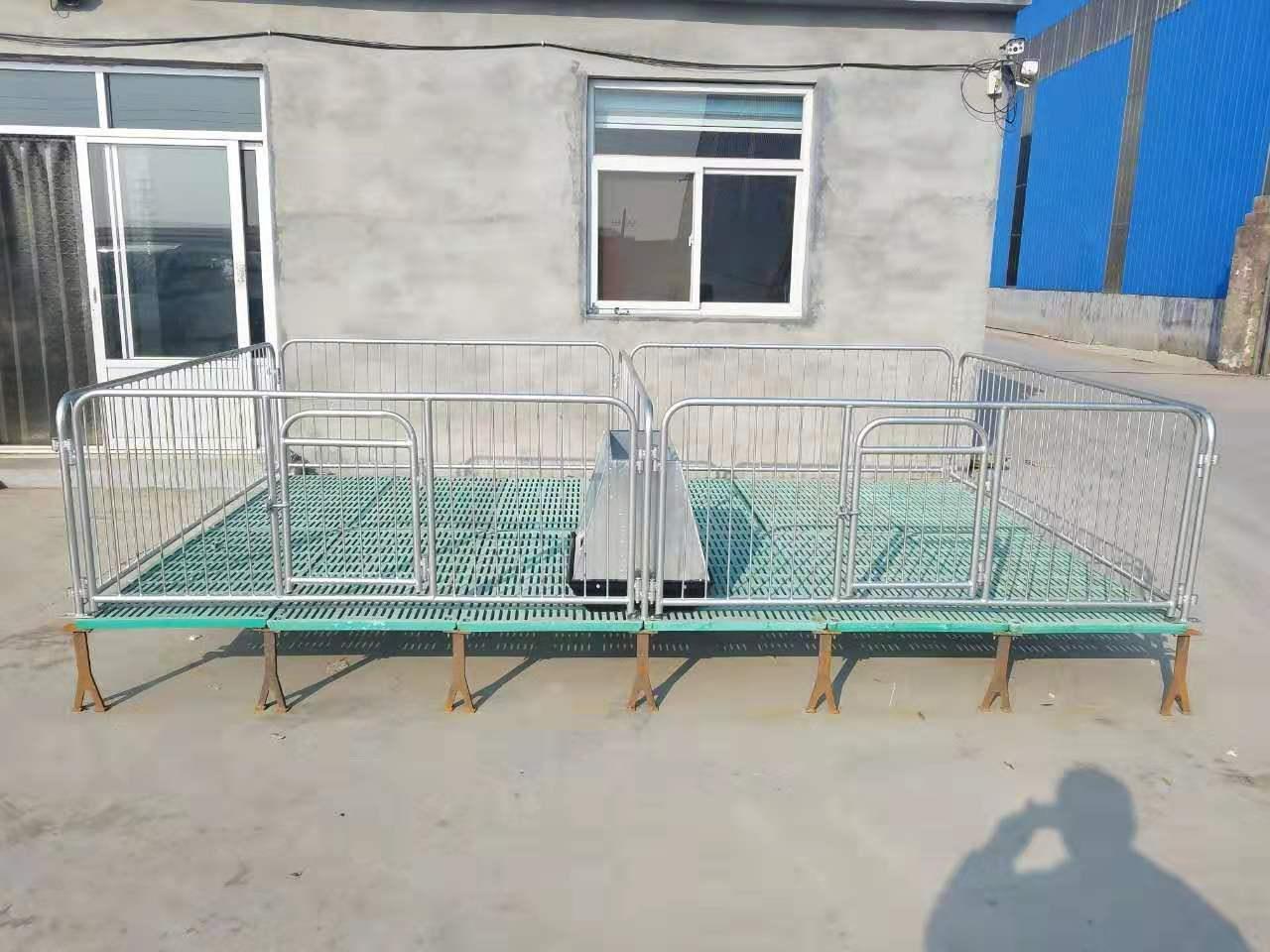 养猪设备,仔猪保育栏,保育床