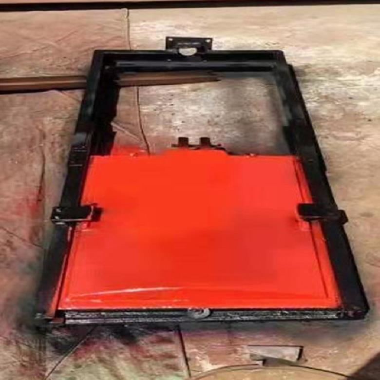 1000mm一体式闸门 闸门的安装质量有保障