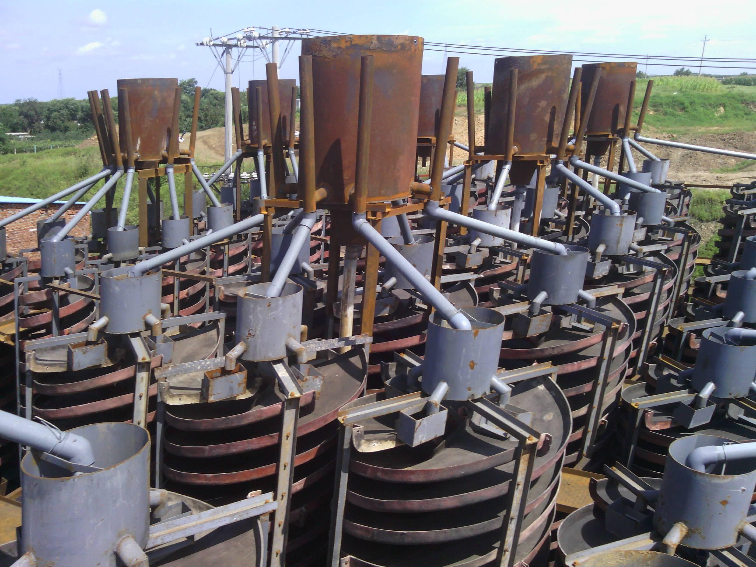 铬矿选矿设备