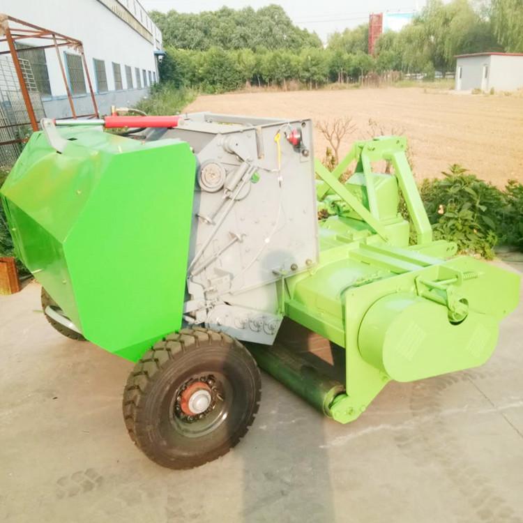 玉米秸秆收获机, 秸秆切碎压捆机, 秸秆粉碎打捆机