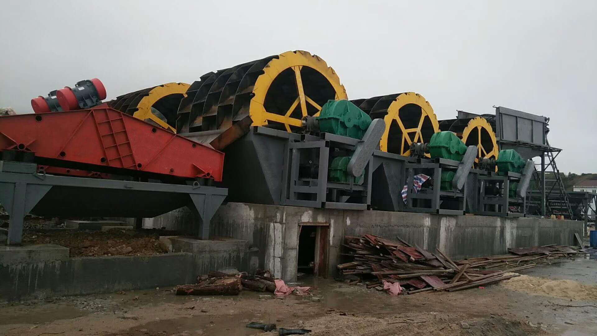 江苏高效洗沙机械设备生产厂家