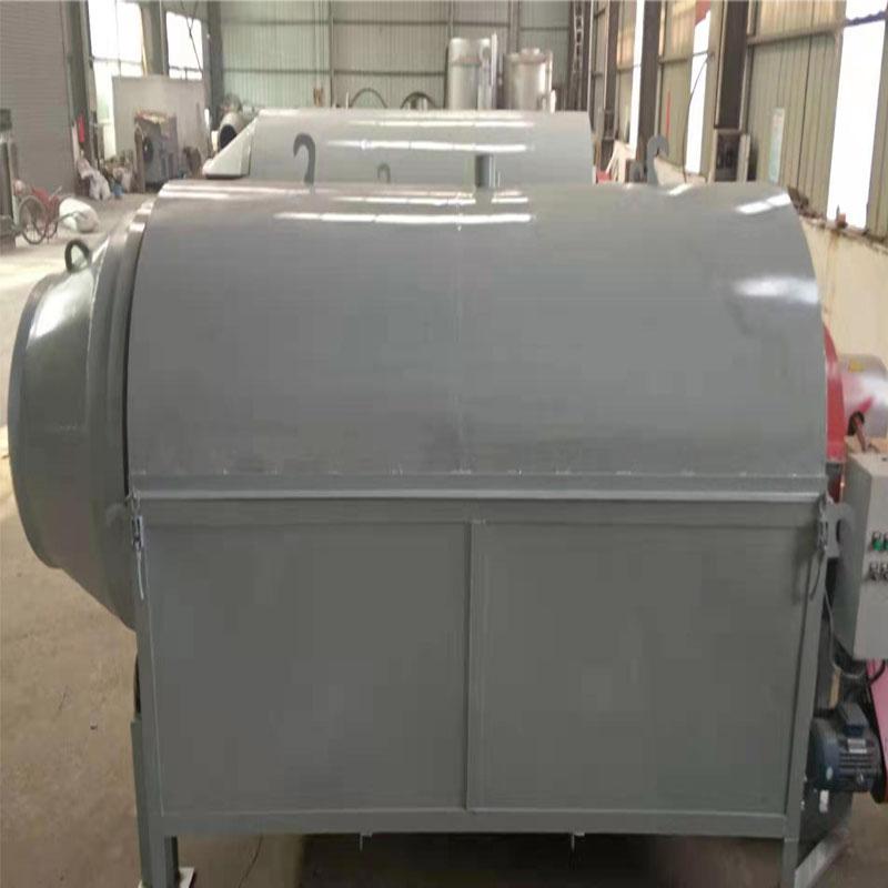 滚筒烘干机 全新小型粮食烘干机 多功能电加热烘干机直销