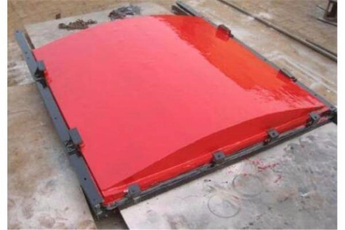 1.8*1.2米弧形闸门的用途多种材质 使用寿命长