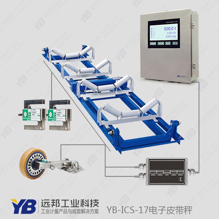 YB-ICS-17电子皮带秤