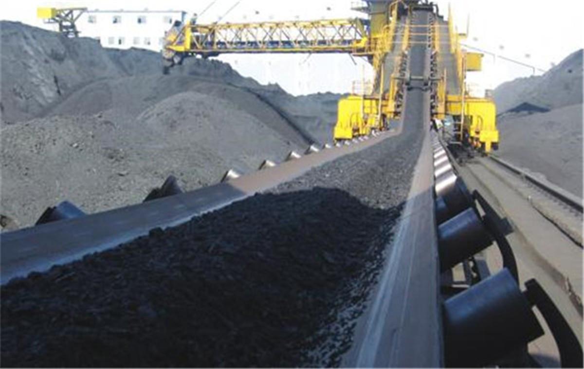 煤炭碎煤输送专用爬坡皮带输送机