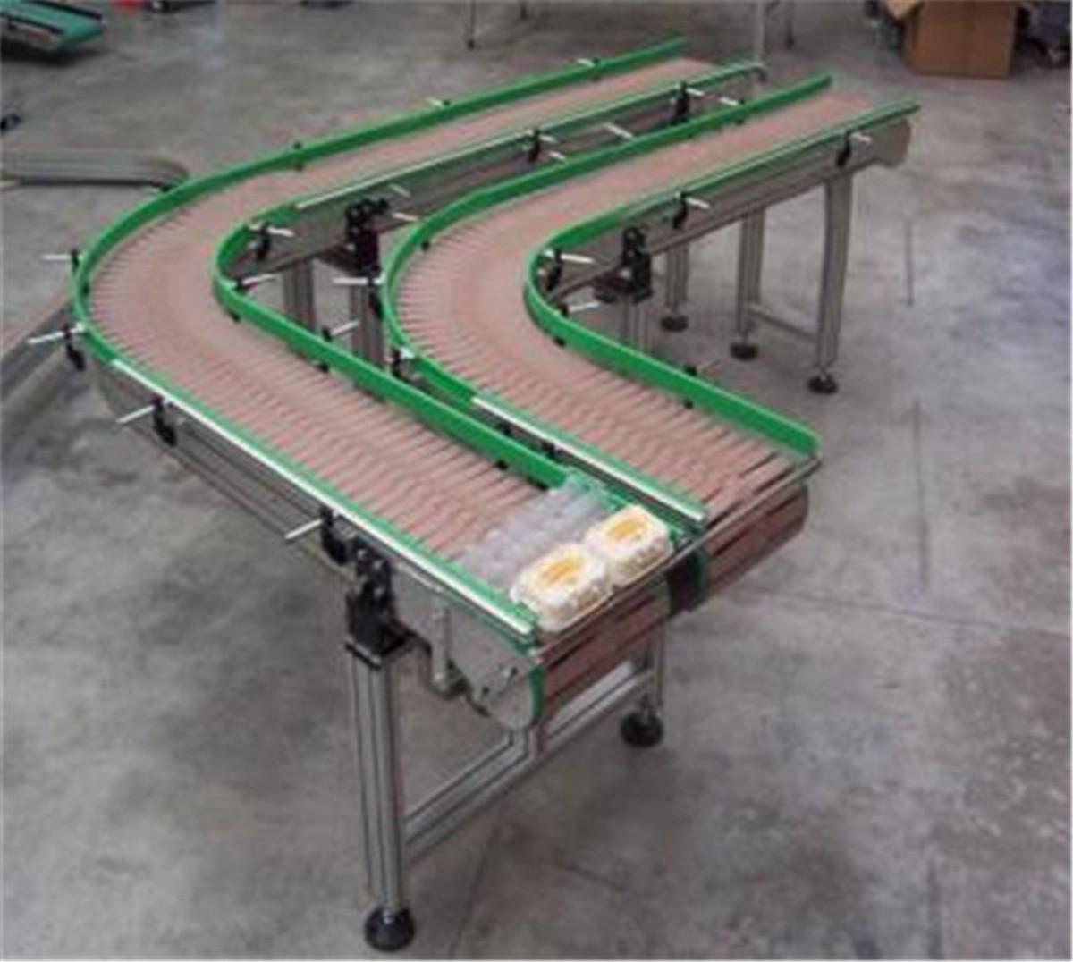 药品安全级环形皮带输送机