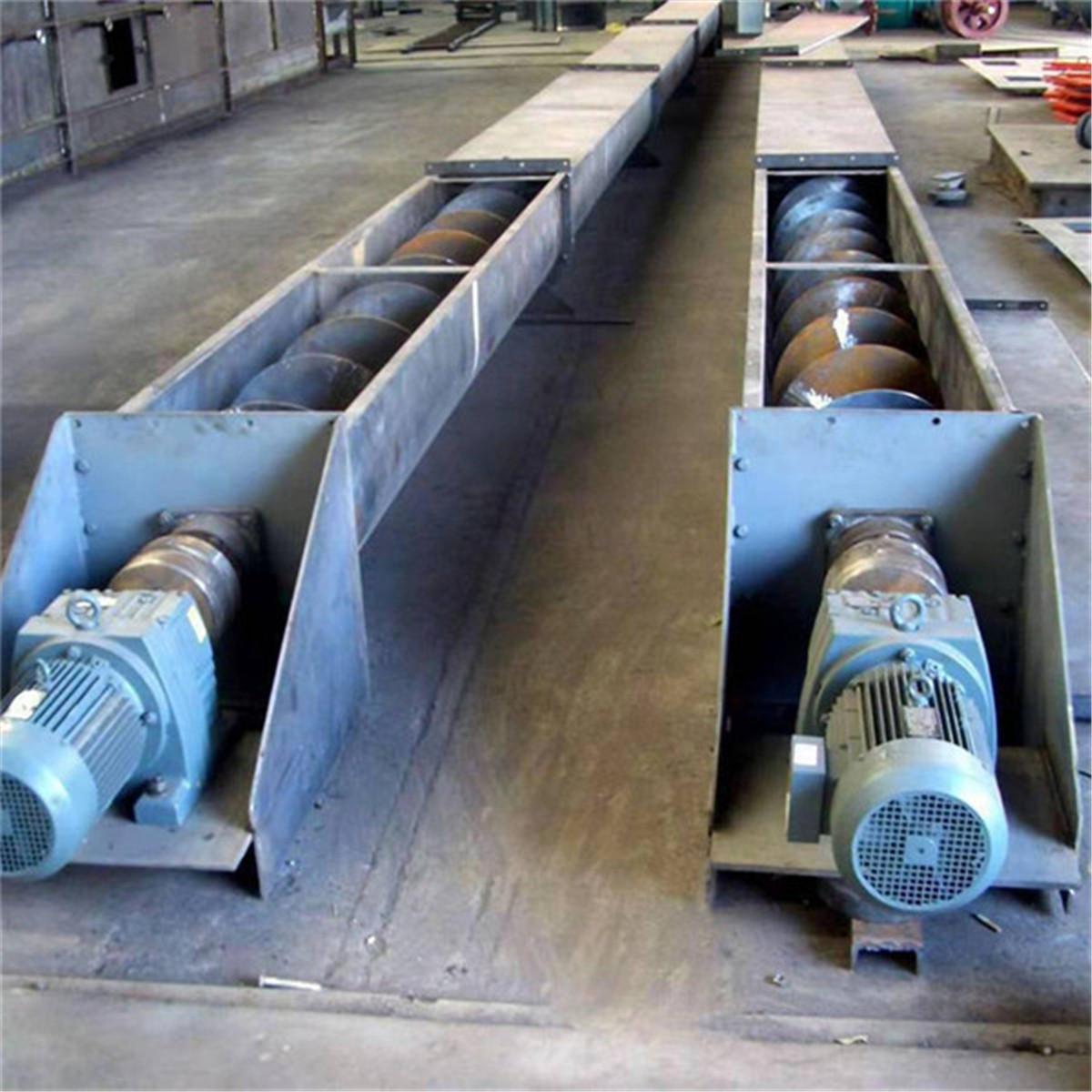 螺旋给煤机-燃煤锅炉输煤专用绞龙喂料机厂家-螺旋给煤机价格