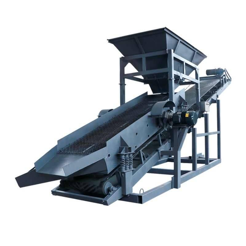 石灰厂专业滚筒筛